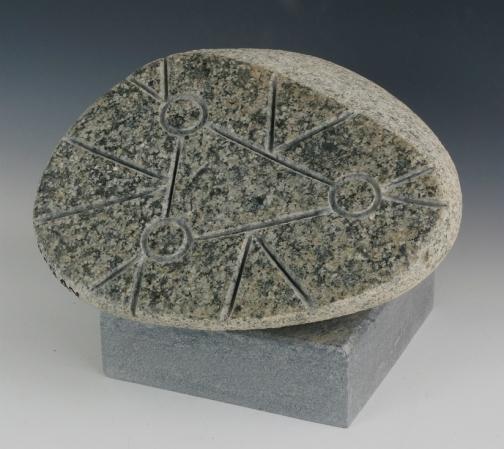 Granite line totem 1