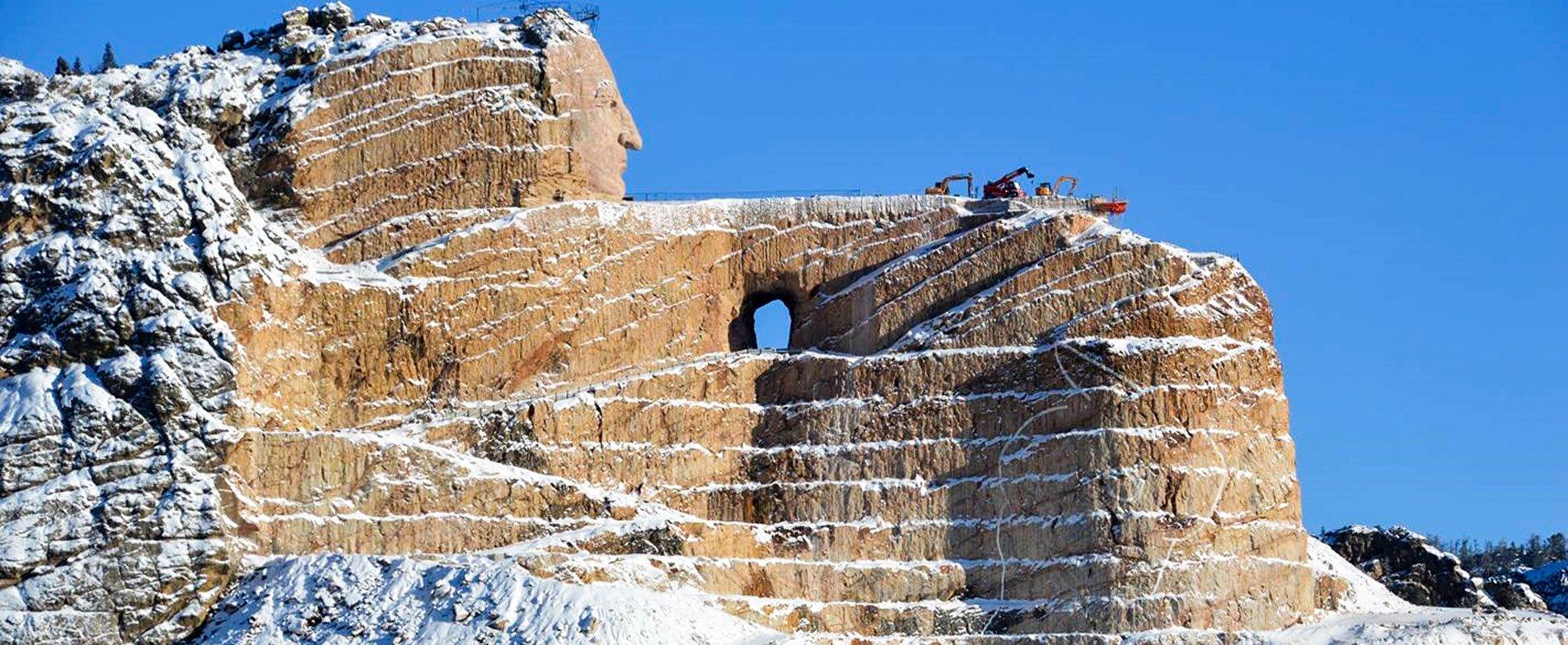 Crazy Horse Memorial Foundation- Seeking Native American